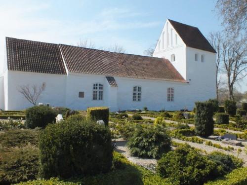 Find Langå kirke